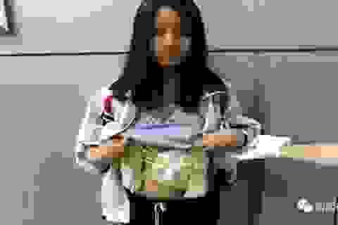 Bé gái 13 tuổi người Việt bị Trung Quốc bắt giữ