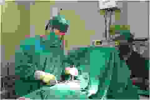 Bỗng nhiên đau bụng, buồn nôn, thai phụ trẻ bị vỡ tử cung khi mang thai 8 tuần