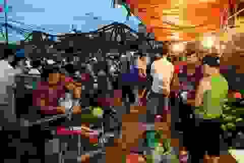 Hiện trạng thê thảm của các chợ đầu mối của Hà Nội