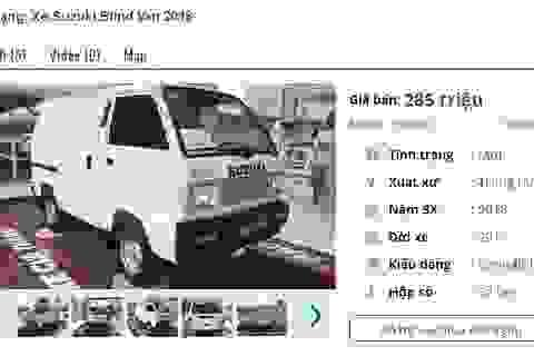 """3 chiếc ô tô """"mới toanh"""" này đang bán giá dưới 300 triệu đồng tại Việt Nam"""