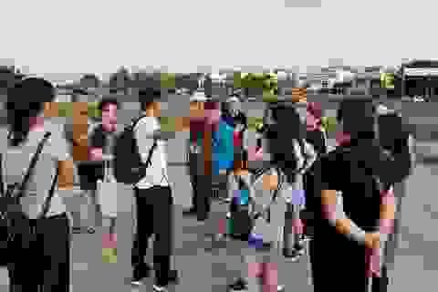 Quảng Nam đón gần 190 ngàn lượt du khách dịp nghỉ lễ