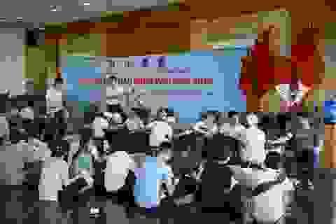 """Ngày hội Hiến máu nhân đạo """"Nghĩa cử cao đẹp vì cộng đồng"""""""