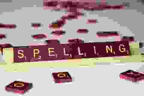Trắc nghiệm: Bạn có viết đúng chính tả tiếng Anh?