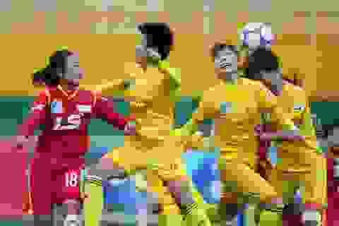 Khai diễn giải bóng đá nữ vô địch quốc gia 2018
