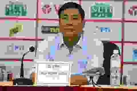 Ông Trần Mạnh Hùng từ chức: Giảm áp lực cho VPF và cho V-League