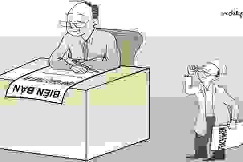Thảm họa y tế nhìn từ một phiên tòa khó tin