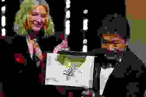Phim về đề tài gia đình giành giải Cành cọ vàng tại LHP Cannes 2018