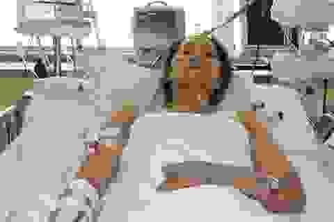 Nữ bệnh nhân thoát chết nhờ bác sĩ cho… nợ viện phí