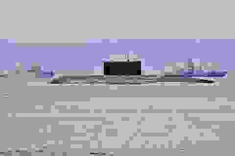 """Uy lực dàn tàu chiến """"khủng"""" của Hạm đội Thái Bình Dương Nga"""