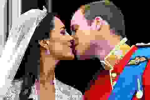 Ảnh hiếm về ngày cưới của các sao