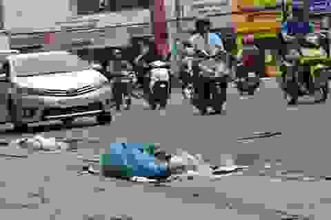 4 chủ tịch phường bị phê bình vì để rác bịt cống