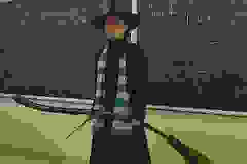 Cô giáo hóa trang thành… phù thủy giúp học sinh có cảm hứng ôn thi