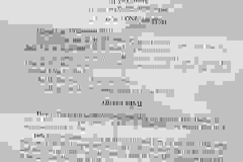 Vụ CSGT bị tố đạp ngực dân: Điều chuyển công tác Phó Công an huyện