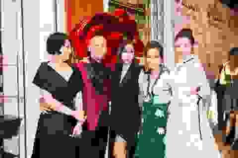 Fashionista Stella Chang được mời tham dự Gala từ thiện Ciné-Arts tại Pháp