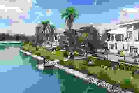 Các phân khu trung tâm tạo nên sưc hấp dẫn cho dự án Bella Villa