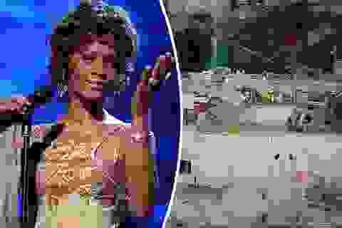 Bi kịch cuối đời nữ danh ca Whitney Houston trở thành… bìa album