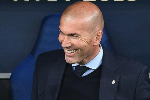 HLV Zidane nói gì sau chiến tích lịch sử của Real Madrid?