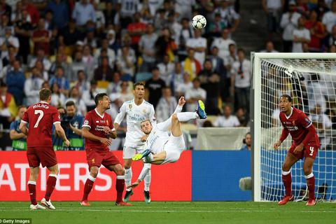 Những khoảnh khắc Real Madrid hạ gục Liverpool để vô địch Champions League