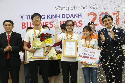 Ứng dụng tìm nhà cho thuê thông minh giúp nhóm SV giành giải Nhất cuộc thi ý tưởng kinh doanh