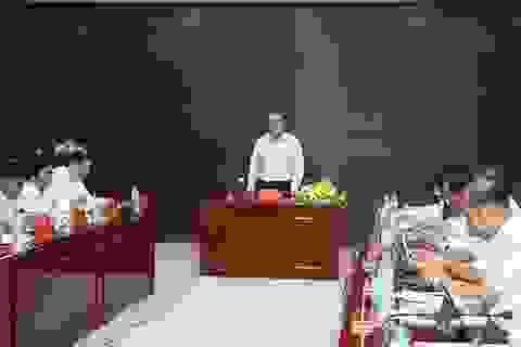 Con trai cựu Chủ tịch Đà Nẵng sẽ thi tuyển chức Phó Giám đốc Sở Kế hoạch - Đầu tư