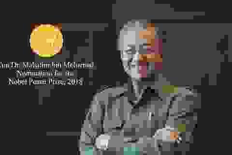 Người Malaysia vận động đề cử Thủ tướng 92 tuổi cho giải Nobel Hòa bình