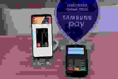 Samsung Pay mở rộng hợp tác với ngân hàng: Lợi nhất là người dùng