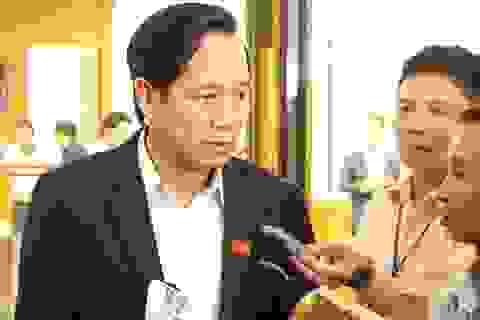 """Bộ trưởng Đào Ngọc Dung: """"Tôi ủng hộ công nhận liệt sĩ cho hai hiệp sĩ bị đâm tử vong"""""""