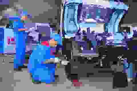 Isuzu Việt Nam tiếp tục phát triển toàn diện về hậu mãi