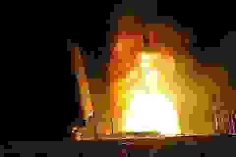 """Nga phát triển vũ khí mới dựa trên tên lửa """"bắn xịt"""" của Mỹ ở Syria"""
