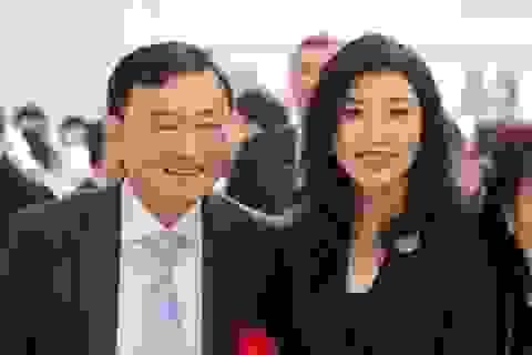 Cựu Thủ tướng Thái Lan Yingluck được cấp thị thực 10 năm ở Anh