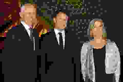 Phu nhân Thủ tướng Australia lên tiếng về lời khen lạ của Tổng thống Pháp