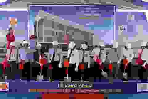 Đầu tư hơn 81 tỷ đồng xây mới Trung tâm Y tế Dự phòng