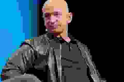 CEO Amazon tiết lộ bí quyết trở thành tỷ phú giàu nhất thế giới