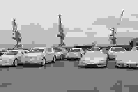 Lamborghini, Bentley lưu cảng vì không có tiền đóng thuế?