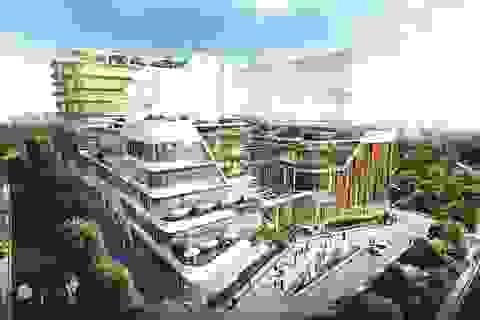 Điểm danh những KĐT lớn đáng sống tại Hà Nội