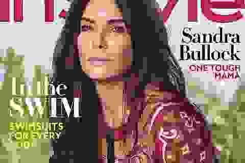 Sandra Bullock tiết lộ từng bị xâm hại lúc 16 tuổi