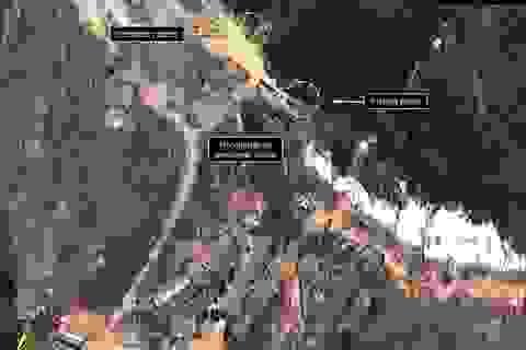 Triều Tiên bắt đầu rút cáp ngầm tại bãi thử hạt nhân