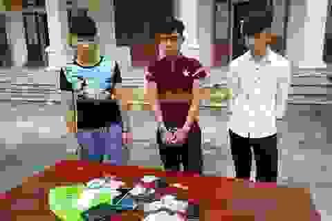 Băng trộm chuyên đột nhập nhà dân lấy cắp tài sản