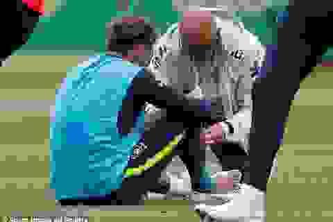Neymar ôm chân đau đớn, Brazil lo lắng trước World Cup 2018