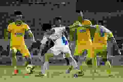 Thăng hoa tại V-League, HA Gia Lai tuyên bố không cần bổ sung lực lượng
