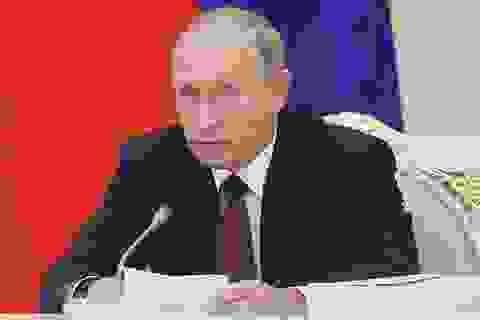 Tổng thống Putin bất ngờ miễn nhiệm 5 tướng