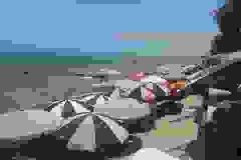 Khu du lịch Hải Tiến: Quyết tâm lập lại trật tự, vỉa hè đón khách du lịch