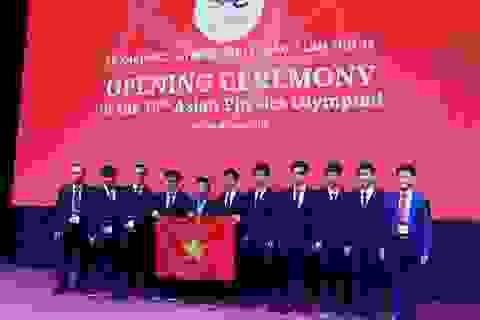 188 học sinh từ 25 quốc gia tham dự Olympic Vật lí châu Á 2018 tại Hà Nội