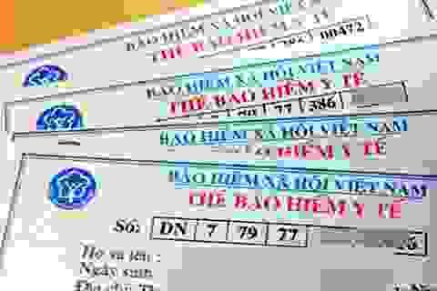 Từ 1/7: Tăng từ 19.000-40.000 đồng khi mua thẻ BHYT hộ gia đình