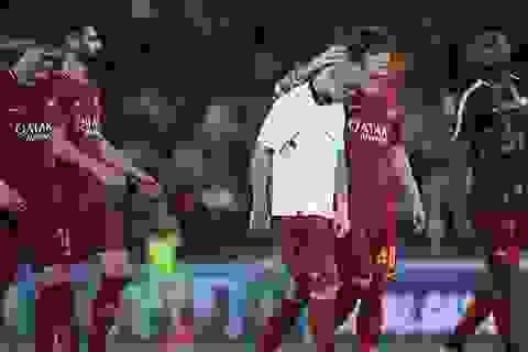 """AS Roma """"bơi trong tiền"""" sau kỳ tích ở Champions League"""