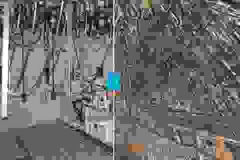 Bên trong khu thảm họa hạt nhân Nhật Bản, nơi robot không sống nổi