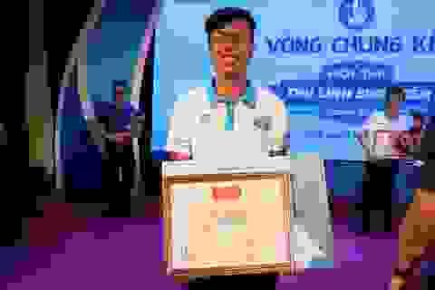 Nam sinh Sài Gòn trở thành Tân Thủ lĩnh sinh viên toàn quốc
