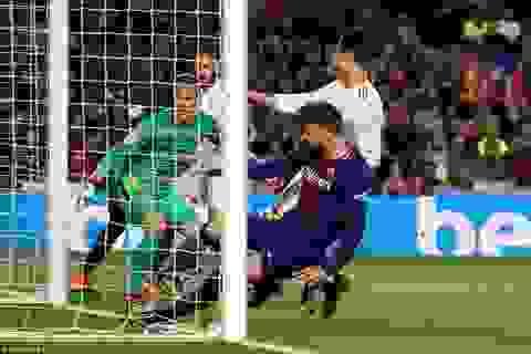 Những khoảnh khắc Barcelona bất phân thắng bại với Real Madrid tại Nou Camp