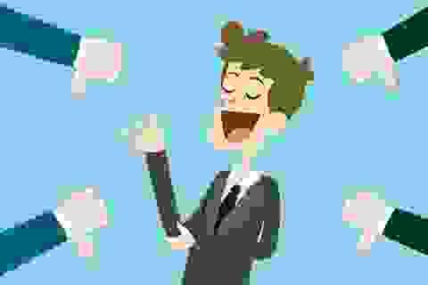 Đối mặt với lời chỉ trích mà không bị xuống tinh thần