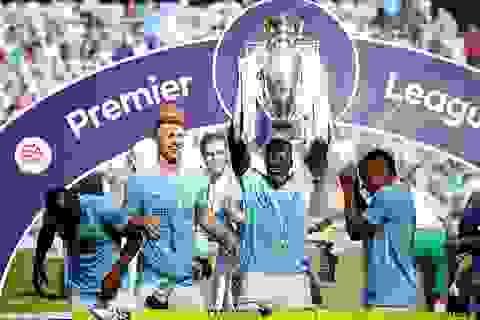 """Man City 0-0 Huddersfield: """"Lặng lẽ"""" ngày đăng quang"""